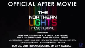 The Northern Lights Music Festival ficial After Movie
