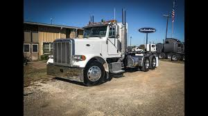 100 Day Cab Trucks For Sale 2006 PETERBILT 379 TANDEM AXLE DAYCAB FOR SALE YouTube