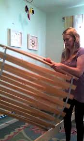 squeaky ikea bed fix youtube