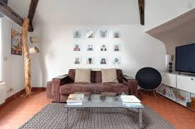 100 St Germain Lofts ARTY COSY LOFT Paris AirBnB Scouting Home