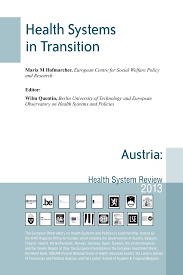 si e social syst e u austria health system review pdf available