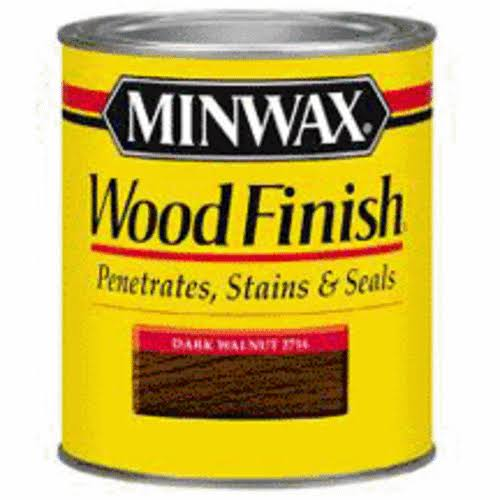 Minwax Wood Finish - Dark Walnut