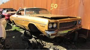 Junkyard Treasure: 1973 Dodge Polara Custom Coupe | Autoweek