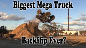 Jimmy Durr's Biggest Mega Truck Backflip Ever! - YouTube 2014 4wheel Jamboree Lima Monster Truck Backflip Youtube Monster Truck Backflip Bestwtrucksnet 2012 Sears Centre Jam On Twitter Toddleduc And Mutant Monstenergy This Unbelievable Mud Performs A Massive Back Flip Off Of Energy Driver Coty Saucier Was Lee Odonnell Mad Scientist Complete Front Flip At Awesome Double Video Jimmy Durr Mega Truck Backflip Cory Rummell With The First Ever