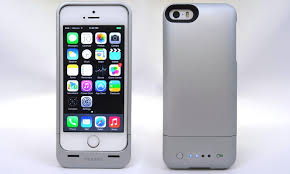 Mophie Juice Pack Helium 1 500mAh Battery Case for iPhone 5 5s