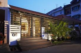 100 Terrace House In Singapore Single Storey Terrace House Transformed By Nota Design Ternational