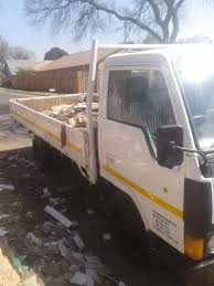 4 Tonne Truck For Hire. Rubble Removal - Germiston - Offices, Shops ...