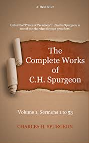 The Complete Works Of Charles Spurgeon Volume 1 Sermons 53