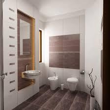 bilder 3d interieur badezimmer weiß braun baie parascanu 11