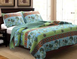 Greenland Home Bedding by Multi Floral Comforters U2013 Ease Bedding With Style