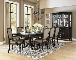 Sofia Vergara Black Dining Room Table by Captivating Sofia Vergara Dining Room Set Contemporary Best