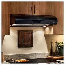 Ductless Under Cabinet Range Hood by Black Stainless Steel Hood Wayfair