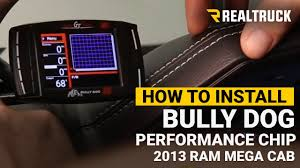 100 Truck Performance Chips How To Install The Bully Dog Chip