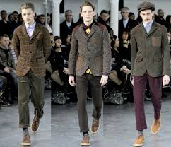 Retro Style Men Clothing