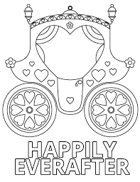 17 Wedding Coloring Pages For Kids Who Love To Dream About Their Big Day Happily Ever After