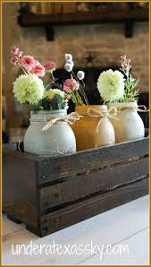 U Mason Jars Pallet Decor Ideas With Bathroom Organization Pallets