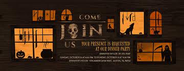 Halloween Potluck Invitation Templates by Online Halloween U0026 Costume Party Invitations Evite Com