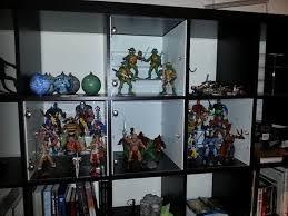 Display Cabinet Ikea Wood