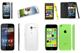 Top 10 Smartphones on the Market Right Now Q4 2013