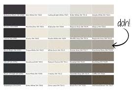 The 50+ Shades Of Gray Paint - First Home Love Life Best 25 Sherwin Williams Alabaster Ideas On Pinterest The Perfect Shade Of Gray Paint House And Living Rooms Morning Fog Sherwin Bedroom Paintcolorswithnamesjpg 11921600 Pixels Browder Homestead 284 Best Colors Color Schemes Images Repose Gray Paint Colors Warm Kitchen Ideas Freshome Unique Tray Ceiling Williams Pottery Barn Functional Tobacco Grey Wood Wall Covering Master Walls Interior