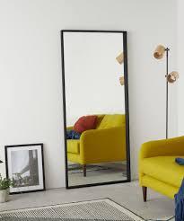 wilson spiegel 80 x 180 cm schwarz