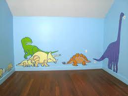 Ariana Killoran Dinosaur Mural