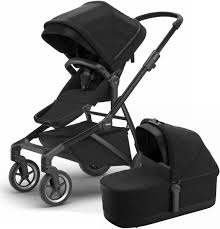 Thule Sleek Stroller & Bassinet - All Black Graco Official Online Store Lazada Philippines Chair Cute Baby Girl Eating Meal In High Chair Stock Photo Contempo Highchair Unicorn Chicco Polly Easy 4wheel Babythingz Cheap Wooden Find Look What I Found On Zulily Fisherprice Newborn Rock N Midnight Swift Fold Basin Walmartcom Spring Lime Toddlership Swivi Seat Cushion Cover Part Replacement White Gray