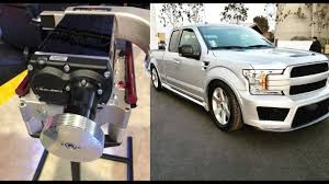 100 Ford Saleen Truck Supercharged Sport Introduced With 700 HP YouTube