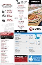 BENTO asian kitchen sushi