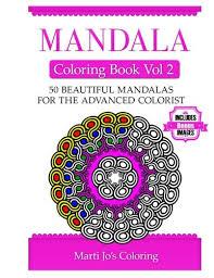 Mandala Coloring Book Vol 2