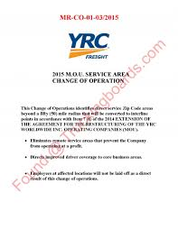 100 Yrc Trucking Boards YRC March 2015 YRC COO Another Boards Exclusive