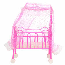 Baby Born Doctor Doll Bed