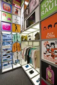 Product Display Ideas At Innovative Store Concept Interior Design Disco Experience Photo