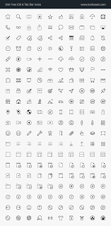 IconBeast Lite | 500 Free IOS Tab Bar Icons For IPhone And IPad How To Show Androids Battery Percentage In The Menu Bar Use Ios Settings On Iphone And Ipad Guide For 11 Quicktype Keyboard Imore Android Apps Make Nofications More Interesting Give Your Status Stock Material Design Icons 7 Review Type Trademark Copyright Symbols Mimic Iphones The Guidelines Ivo Mynttinen User Interface Designer 25 Honor 5x Tips Tricks Symbols Top Bar Youtube