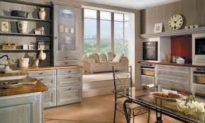 cuisine bois blanchi cuisine bois blanchi beautiful cuisine blanche et bois design