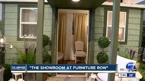 Design center at The Showroom at Furniture Row can help with