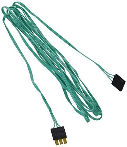 Bachmann 44598 10' Switch Extension Wire Green (HO)