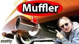 100 Mufflers For Trucks Why Not To Change Your Cars Muffler YouTube