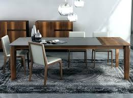 Modern Dining Table Canada Small Tables Sets Room For Spaces Fantastic Extendable Magnolia Up Narrow