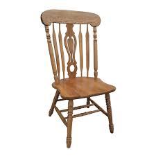 Colonial Key Hole Side Chair - TENNESSEE ENTERPRISES, INC.