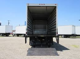 100 Truck Liftgate 2016 Used HINO 268 24ft Box With At Industrial