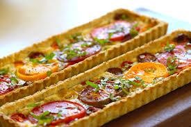 provencal cuisine provencal tomato tart entertaining with beth