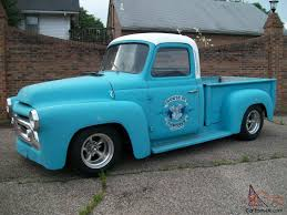 International Harvester 1957 | 1957 INTERNATIONAL HARVESTER, RAT ROD ...
