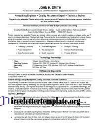 Cyber Security Resume Network Sample Engineer Template Examples Objective Statement