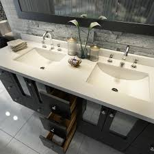 72 Inch Double Sink Bathroom Vanity by Smartness Ideas Double Sink Bathroom Vanity With Top Sinks Awesome