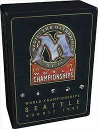 mtg world chionship decks 1997 1997 world chionship deck paul mccabe mtg magic the