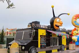 Universal-Studios-Bumblebee-Mans-Tacos - Simply Sinova All The Simpsons Food Youll Eat In Springfield Land Universal Truck Wraps Usa Mobile Commissary Fettes Schwein On Twitter On This Sunny Day Were At Bluffside Dr This Food Truck Is Currently Parked In Studios Florida Restaurant Lamar Lambox Wwwlamarcompl Awning Security Window Keeping It Lean Citywalk Samba Brazilian Steakhouse Hot Dogs Shop Red Universal Studio Japan Editorial Image Bites Camera Action Delivery From The Second Harvest Mintu Turakhia Love Of Trucks Bumblebee Mans Tacos