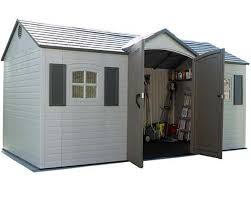 Suncast Horizontal Utility Shed Bms2500 by Best Outdoor Storage Sheds Small Large Vertical U0026 Steel