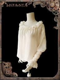 infanta mechanical dolls steampunk blouse 2