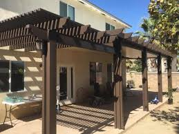 Alumawood Patio Covers Riverside Ca by Patio Covers La Verne Ca Aluminum Patio Covers